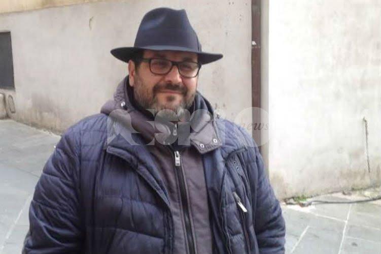 Luigi Bastianini pista ciclabile Spoleto-Assisi