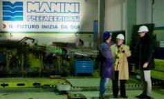Assisi, la Manini è leader italiana nel settore pre-fabbricati