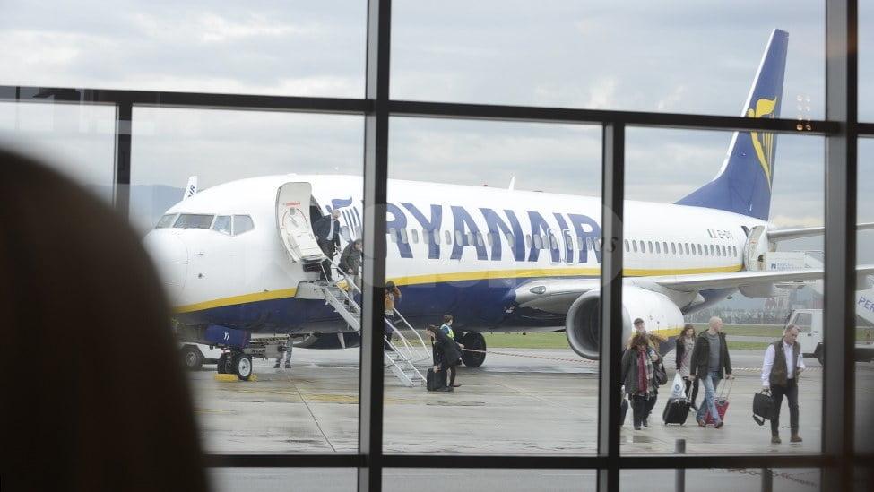 Al via il volo Perugia-Francoforte: l'Umbria 'bussa' alla Germania e al mondo