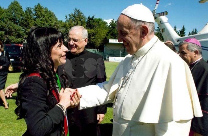 """Visita di Papa Francesco ad Assisi, il sindaco Proietti: """"Sarebbe una grande gioia"""""""