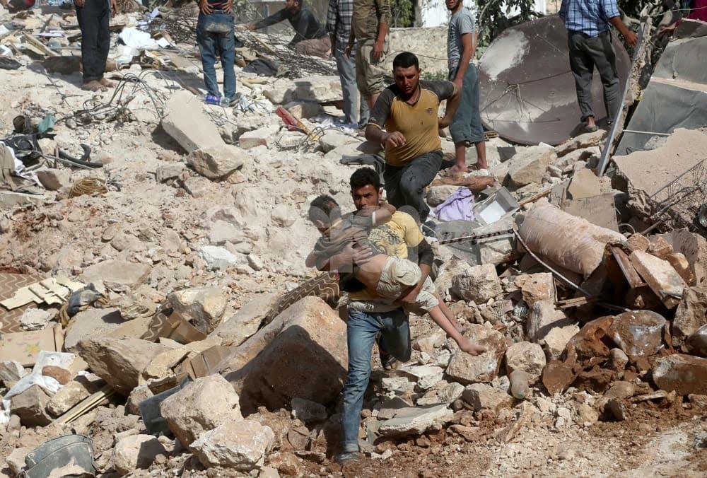"""Padre Enzo Fortunato: """"In Siria si fermino i tamburi di guerra, è la sconfitta dell'uomo"""""""