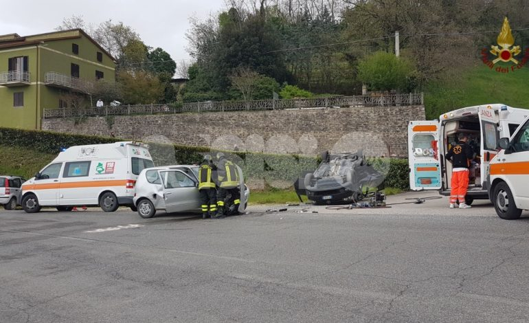 Bettona, tragico incidente: perdono la vita due persone