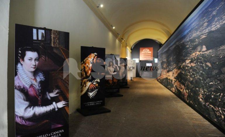 Da Raffaello a Canova da Valadier a Balla, domenica 15 aprile Sgarbi cicerone d'eccezione