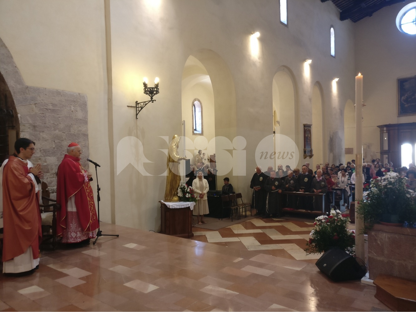 Chiusa ad Assisi la settimana della Spogliazione 2018, ospite il Premio Nobel Yunus