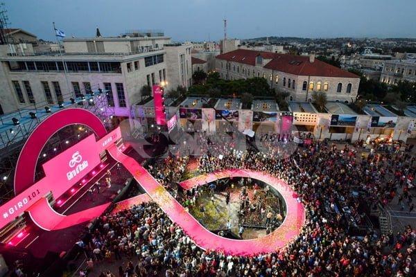 """101' Giro d'Italia, un favore a Israele? L'intervento del circolo culturale """"primomaggio"""""""