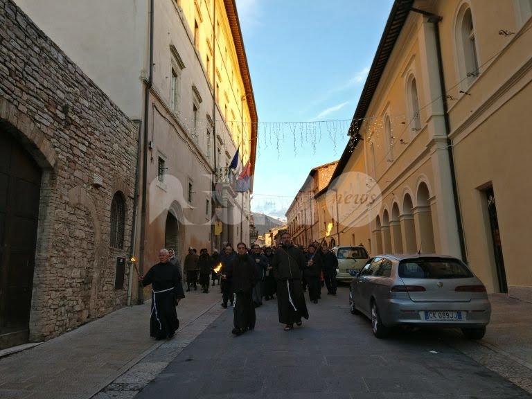 Da Assisi appello per la pace: il vescovo Sorrentino invita alla giornata di preghiera