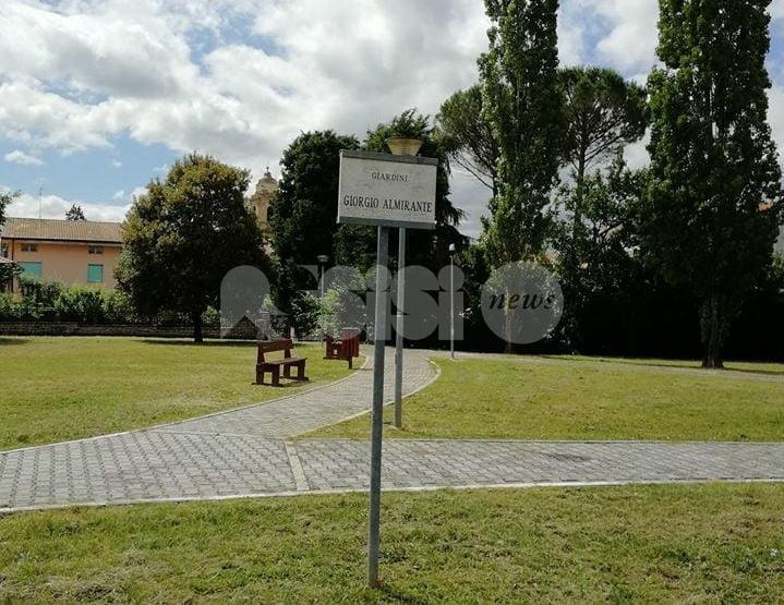 """Federico Pulcinelli: """"I giardini Almirante sono presidio di libertà. La sinistra non li tocchi!"""""""