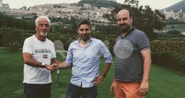 Andrea Lisarelli allenerà l'Assisi-Subasio: i primi obiettivi di mercato
