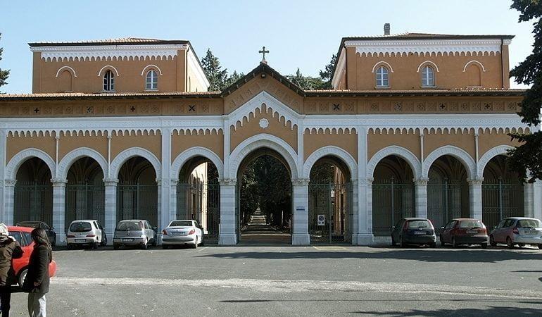Il 17 giugno la visita guidata al cimitero monumentale di Perugia