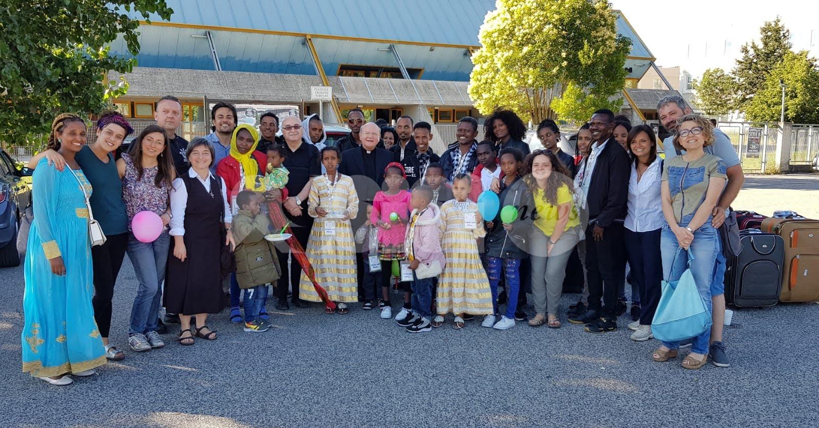 Accolti dalla diocesi 24 dei 139 profughi arrivati con i corridoi umanitari