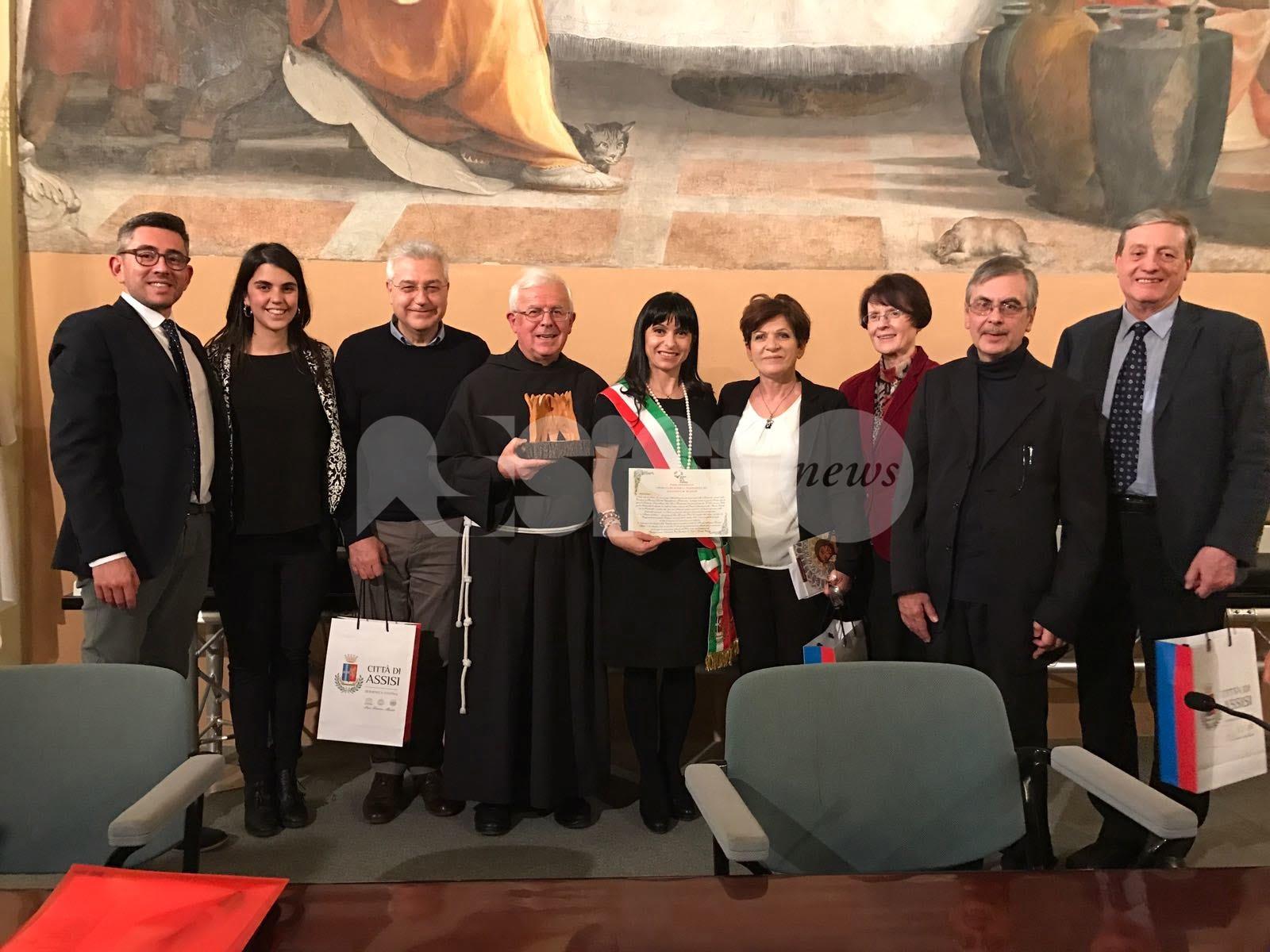 Assisi aderisce all'Associazione Città per la Fraternità: c'è l'ok del consiglio