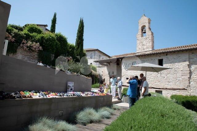 La Sensi presenta ad Assisi la collezione SS2019: le foto