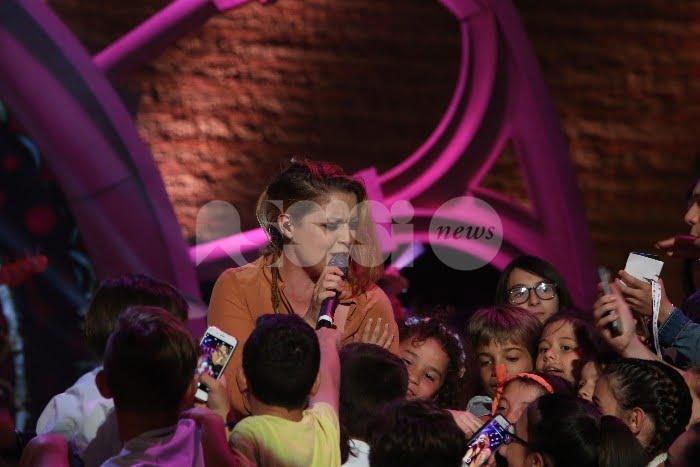 Con il cuore 2018 Nel nome di Francesco, le foto del concerto di Assisi