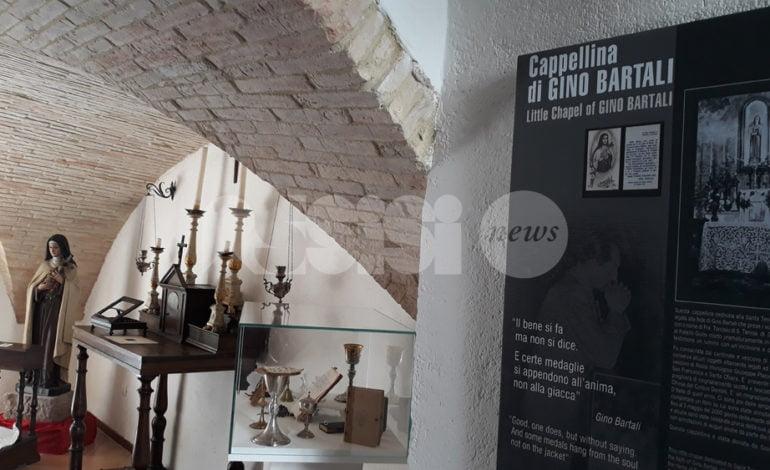 Museo della Memoria, grande partecipazione all'evento su Gino Bartali
