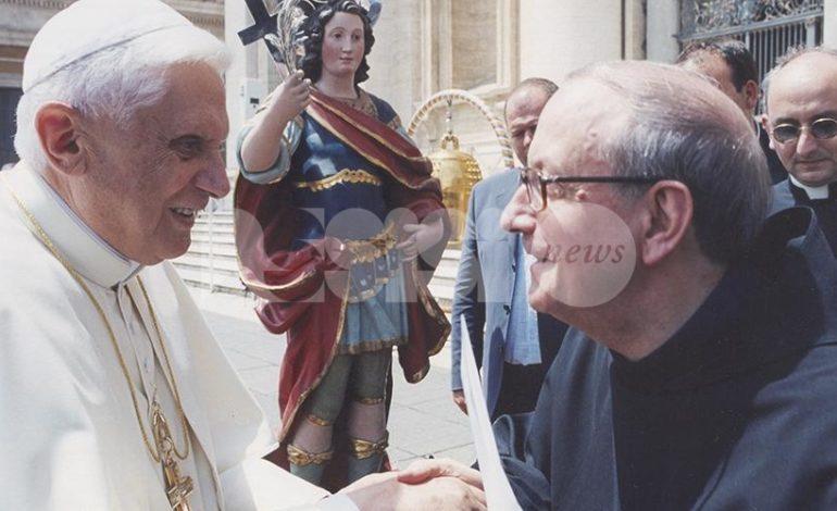 Padre Vincenzo Coli, messa a San Francesco a un anno dalla morte