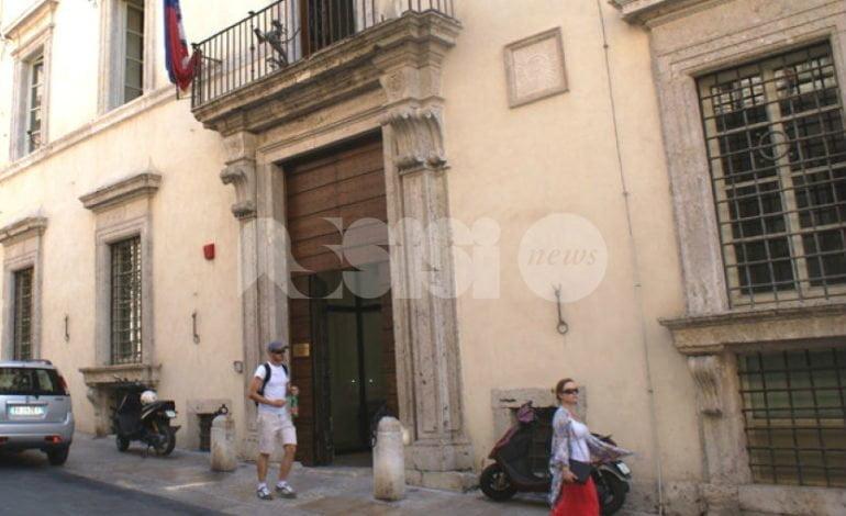 Cerimonia in Comune per i laureati in Economia del Turismo ad Assisi