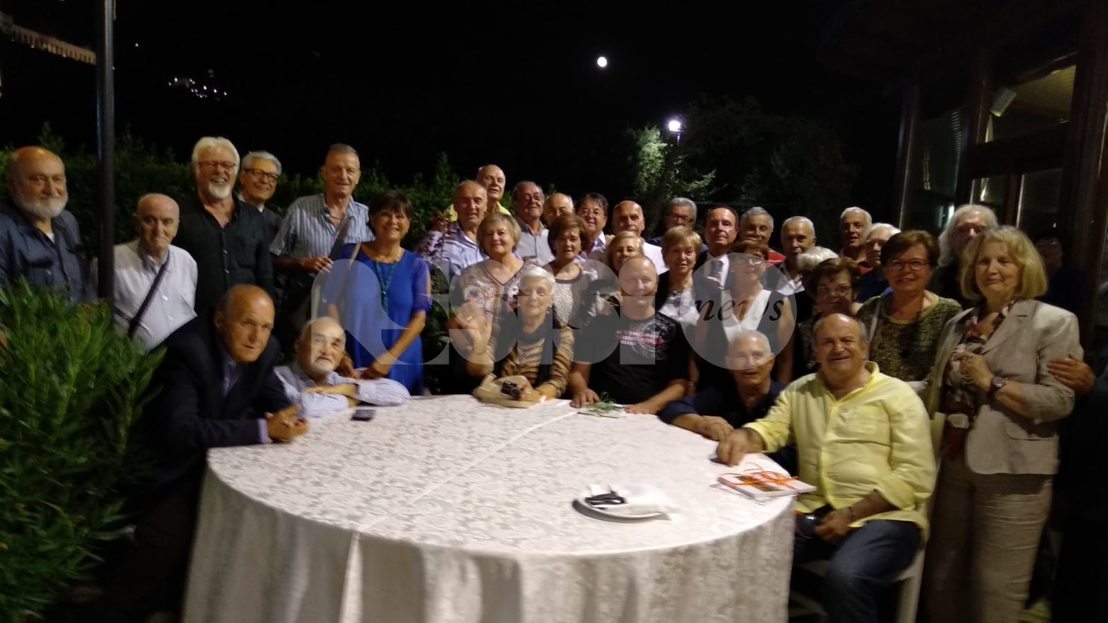 Gli ex alunni dell'istituto Ruggiero Bonghi di Assisi si ritrovano