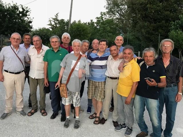 A Santa Maria degli Angeli una cena di ex alunni 58 anni dopo la prima elementare