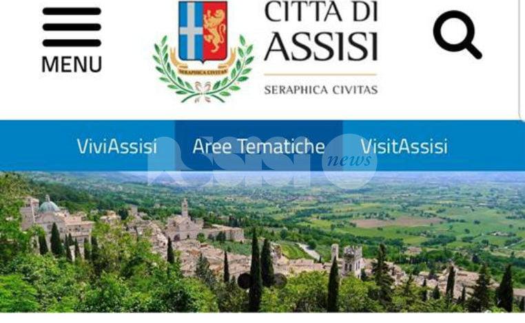 Online il nuovo sito del Comune di Assisi: la soddisfazione dell'assessore Pettirossi