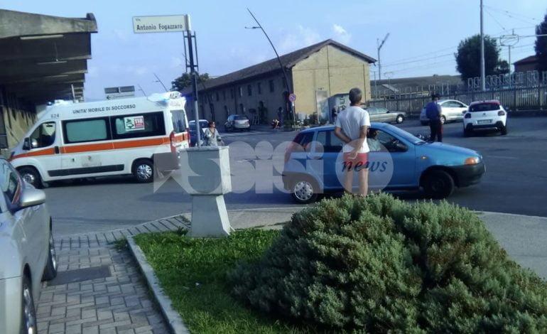 Nuovo incidente fra auto e scooter a Santa Maria degli Angeli