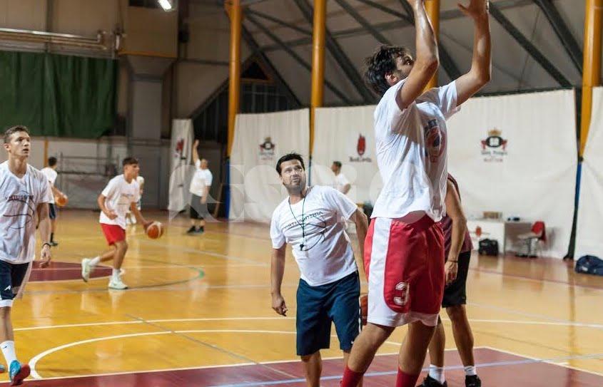 Basket, Gianmarco Piazza sarà ancora il coach della Virtus Assisi