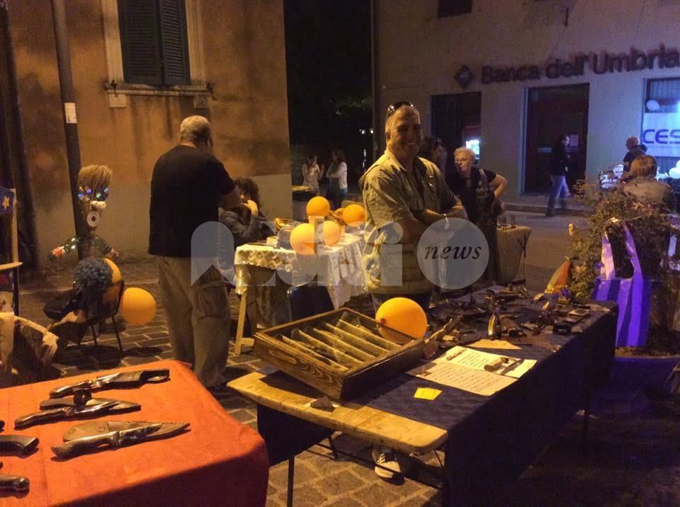 Notte Arancio 2018 a Petrignano, grande successo per l'apertura
