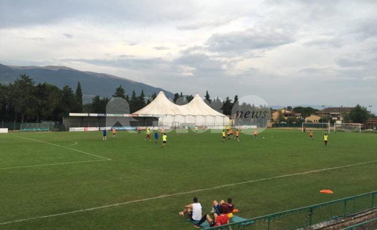 Angelana Calcio, lavoro serrato in vista dell'inizio campionato e della Coppa Italia