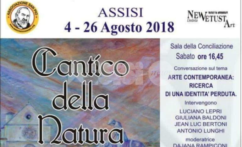Cantico della natura, in Piazza del Comune un'esposizione fino al 26 agosto
