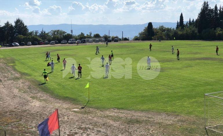 Il super derby AssisiSubasio-Angelana torna dopo anni e termina 0-2