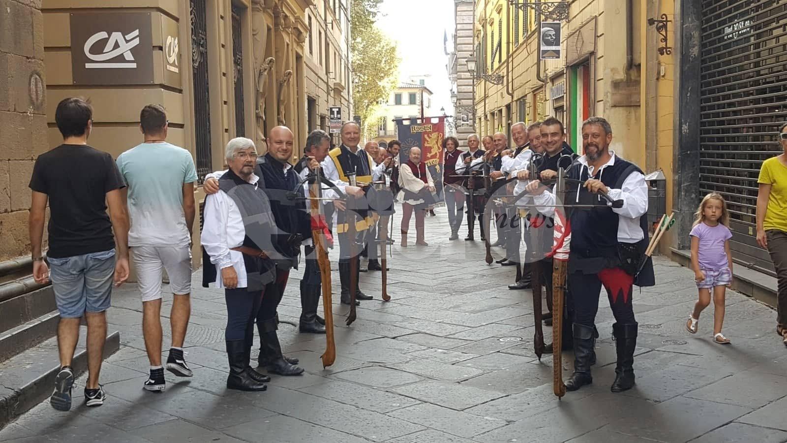 Non si fermano i Balestrieri di Assisi: terzo posto al campionato Litab 2018