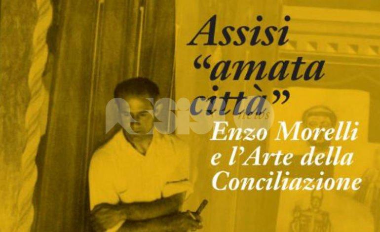 Assisi amata città, alla Sala della Conciliazione una mostra di/su Enzo Morelli
