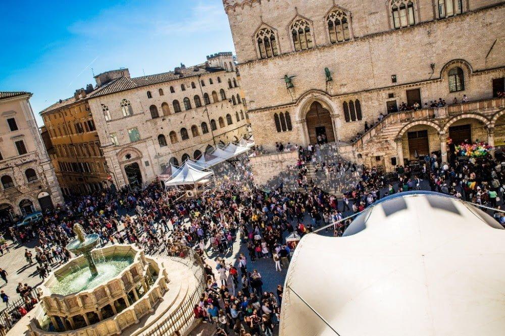 Eurochocolate 2018 a Perugia, programma eventi della 25esima edizione