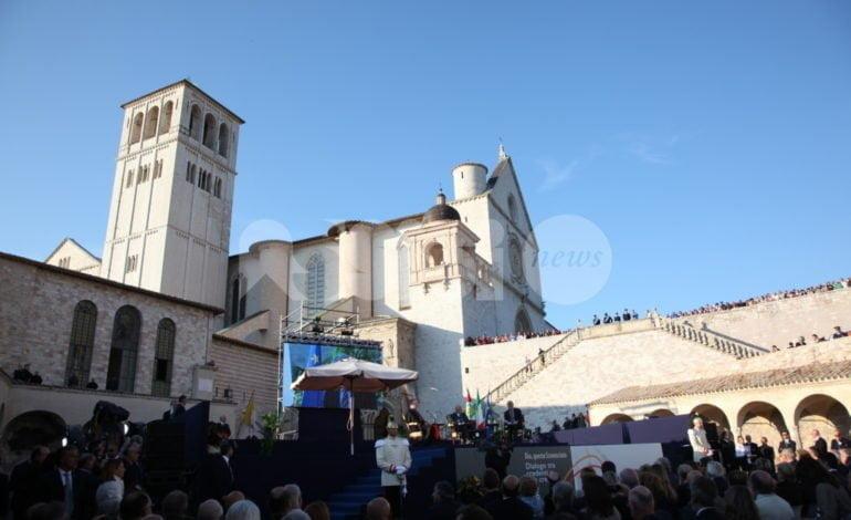Presentato il programma del Cortile di Francesco 2018: gli eventi ad Assisi