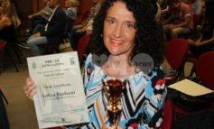 Lolita Rinforzi, ancora tanti riconoscimenti per la poetessa assisiate