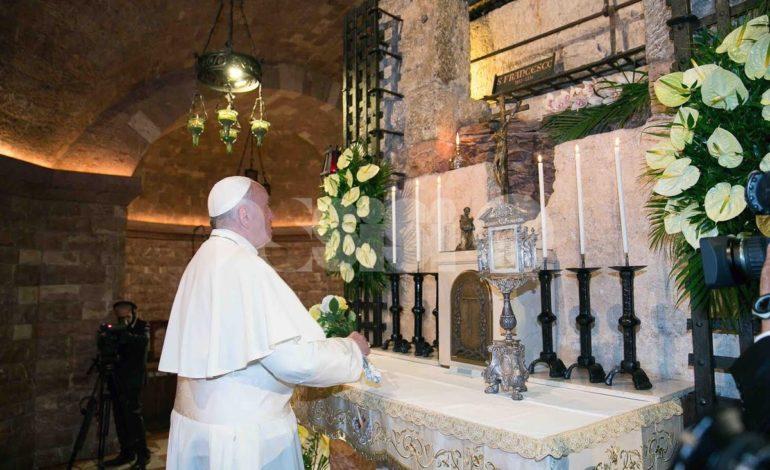 Ad Assisi il convegno La teologia della tenerezza in Papa Francesco