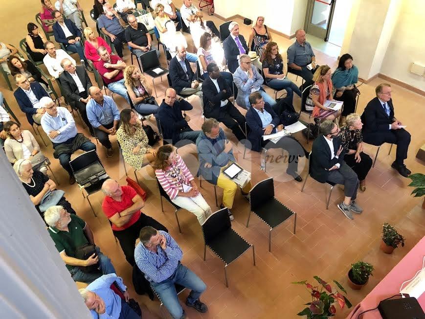 Presentato a Bettona il restauro dell'Abbazia benedettina di San Quirico