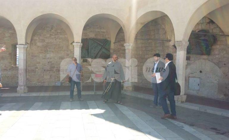 Città dell'Infiorata ad Assisi per San Francesco 2018: completato il bozzetto