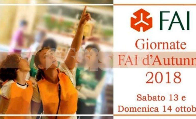 Anche in Umbria le Giornate FAI d'Autunno 2018: il programma