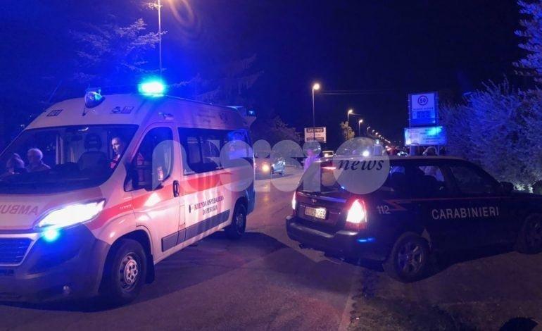 Incidente a Campiglione di Bastia Umbra: una ragazza morta, tre feriti gravi e nove contusi (aggiornamenti)