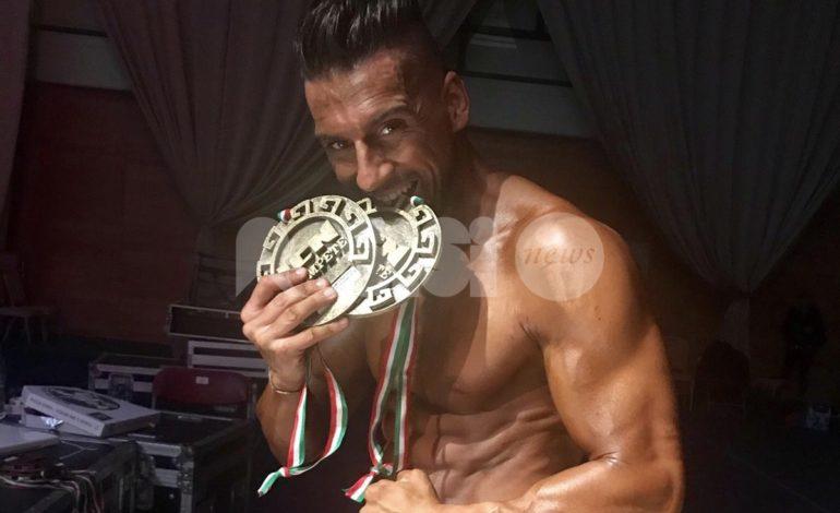 """Campionato Europeo ICN 2018, Luca """"FitBro"""" Broccatelli trionfa anche in Slovenia"""