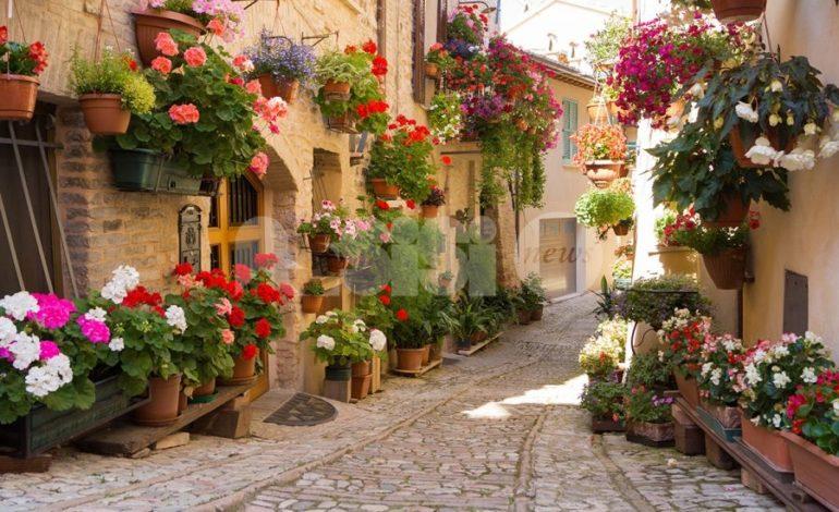 Un paese umbro a Il Borgo dei Borghi: Spello protagonista il 3 novembre