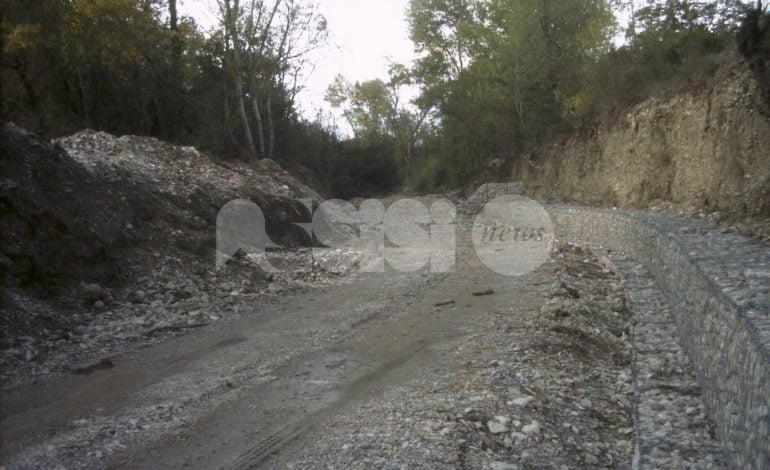 La riqualificazione dell'area del torrente Tescio al rush finale: i dettagli