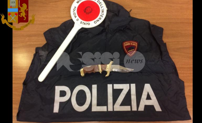 Assisi, controlli straordinari alla stazione: due denunce della Polizia