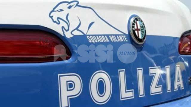 Sorpreso dalla Polizia su uno scooter rubato, minorenne denunciato