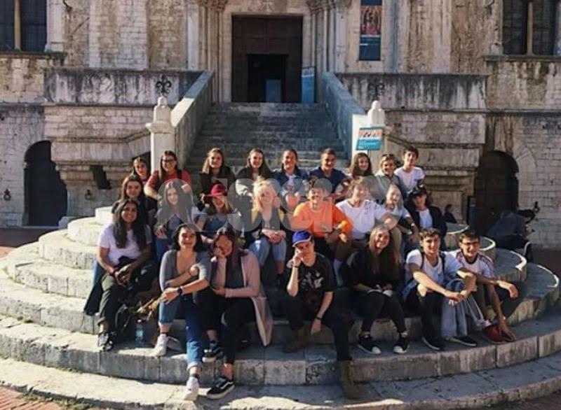 Assisi e l'Australia si incontrano grazie al Convitto Nazionale