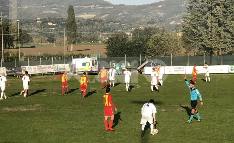 Calcio Umbria, tutte le partite di domenica 20 gennaio 2019