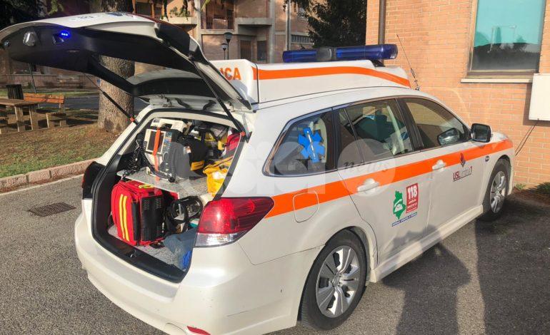 Il Pronto Soccorso di Assisi potenziato con un'automedica per interventi complessi