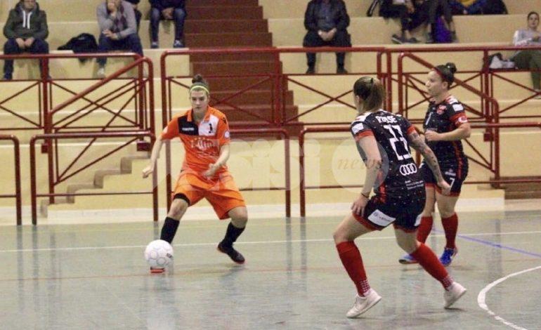 Perugia Futsal femminile cade a Rovigo: vince il Granzette 5-1