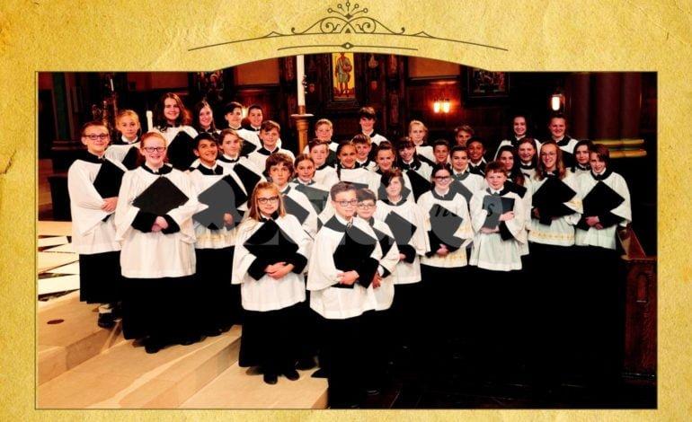 Il Coro di voci bianche della Cattedrale cattolica della Madeleine di Salt Lake City in concerto ad Assisi