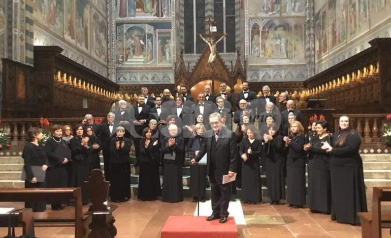Gran finale per i 75 anni di Valentino Miserachs Grau: concerto ad Assisi